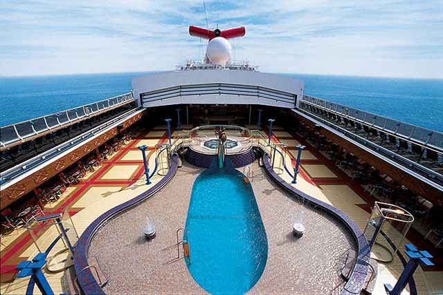 Carnival Changing Itineraries Within The Fleet